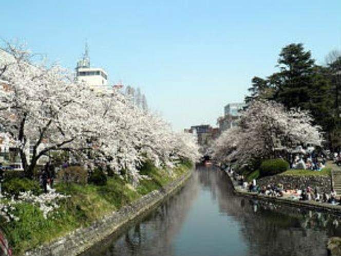 ■周辺観光:松川