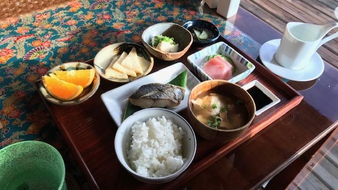 朝食付◆波音でお目覚め。ジャクジー×琉球料理を満喫