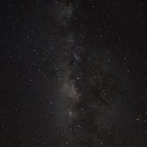 *【星・天の川】天気がいい日の夜は空いっぱいに広がる満点の星空にうっとり♪