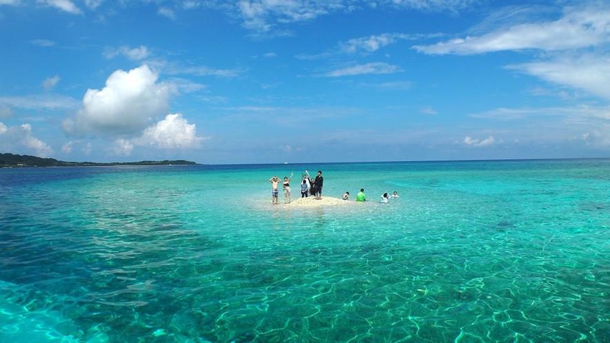 *サンゴのかけらだけでできた奇跡の島「バラス島」