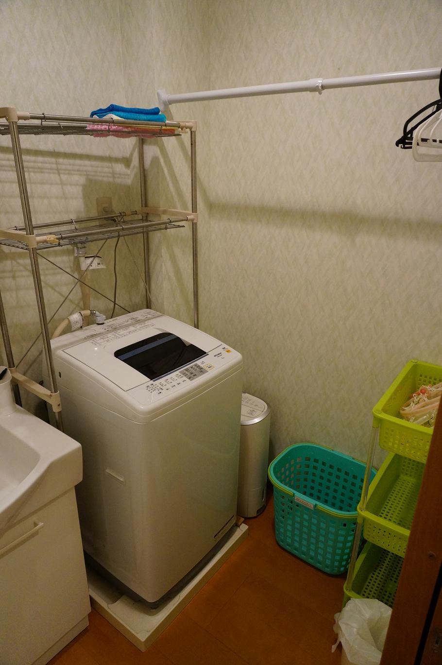 「別館」洗濯機