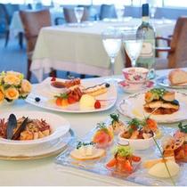 三河の旬が美味しい欧風料理に!海の望めるレストランでどうぞ♪