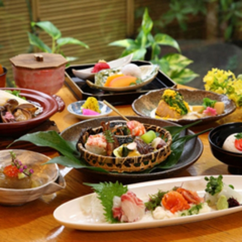 三河の食材をたっぷり使った和懐石〜旬の食材が最高のおもてなし〜