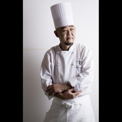 フランス料理料理長