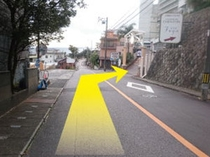 【南館側駐車場への行き方4】