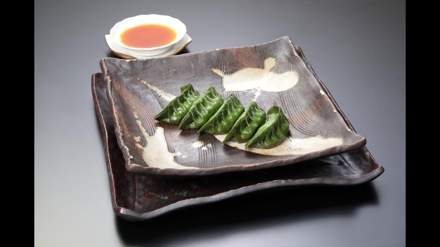 西尾食宝《焼餃子》