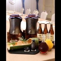 宴会プラン:充実の飲み放題