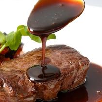 洋食一例 お肉が美味しい