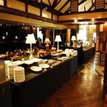 中華ビュッフェ 中華レストラン「チェンフォン」にて
