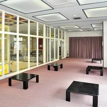 【おんり〜湯】館内には休憩室、リラックスルームなどがあり、ゆっくりお寛ぎいただけます。
