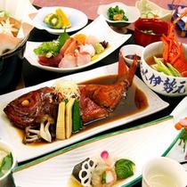 金目鯛の姿煮、やわらかい食感です