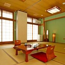 広めの和室15畳のお部屋タイプです。
