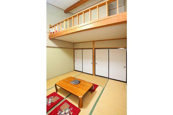 和室10畳〜12畳(一例、ロフト付き)
