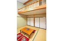 和室8畳〜12畳(一例、ロフト付き)