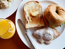 エグゼクティブクラブラウンジ朝食イメージ