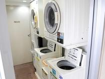 コインランドリー(6階)1回300円 洗剤不要、乾燥機1回100円