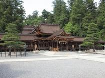 多賀大社 (パワースポット)