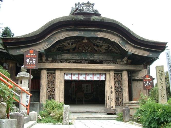 竹生島 宝厳寺(西国三十三所 第三十番札所)