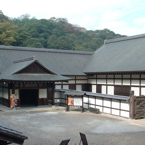 彦根城博物館 (彦根城入口)