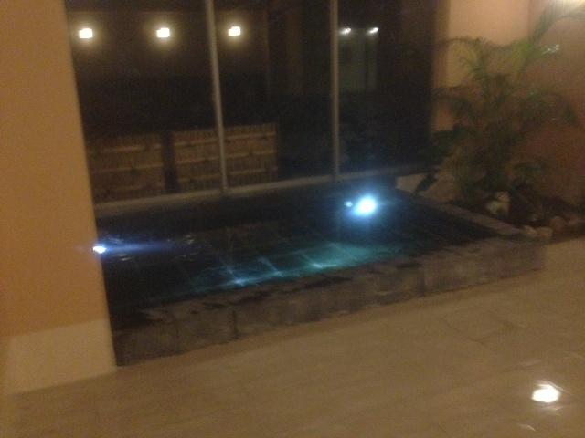1階 半露天風呂