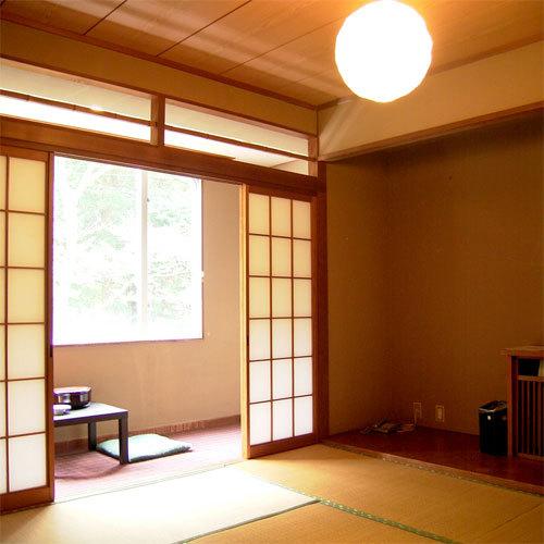 8〜10畳和室(一例)