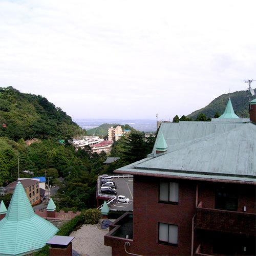 当館からの景色