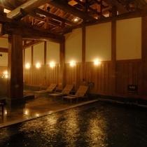 ふじやま温泉 内風呂 ※イメージ