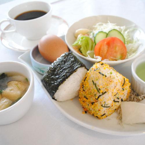 【和朝食一例】