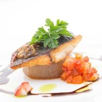 <限定特別ディナー>【魚料理】メインはお肉料理とお魚料理からお選びいただけます