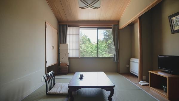 本館和室6畳(りんどう、すみれ)