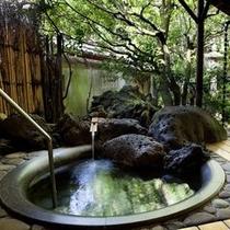 飛鳥の間露天風呂