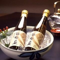 西村屋オリジナル冷酒