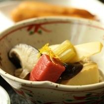朝食の単品イメージ 素材を活かした料理の数々