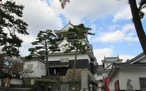徳川家康ゆかりの岡崎城