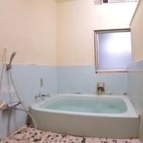*【浴場】静岡・井川の天然温泉を汲んでおります。