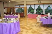 4階コンベンションホール〜清風の間〜パーティー形式