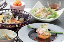 お食事処「寿楽亭」・・・地産地消で和創作料理
