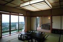 最上階特別室〜紫雲の間〜和室+リビング付