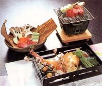 お食事例(別料金)