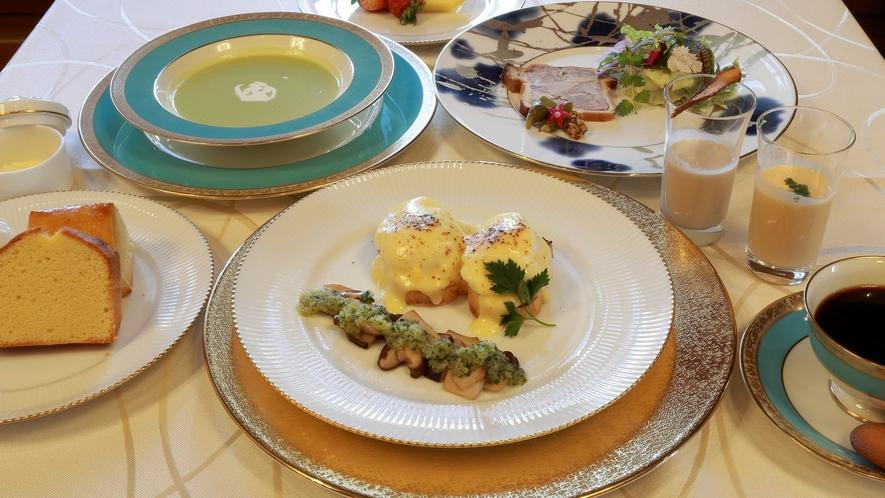 モネの朝食