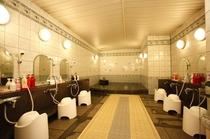女性用サウナ付大浴場(朝5:00から深夜2:00まで)