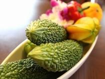 沖縄の特産品☆朝食バイキングにも出ます。