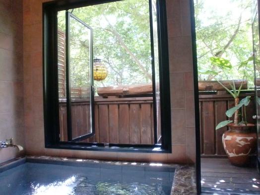 欧風創作料理と貸切デザイン風呂 森の宿で癒しの時間を