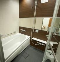 デラックスツイン浴室