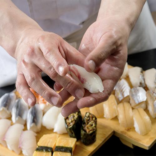 バイキング寿司