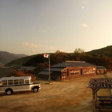 【50歳からのんびり過ごす小豆島】夕陽側客室指定☆瀬戸内旬彩バイキング