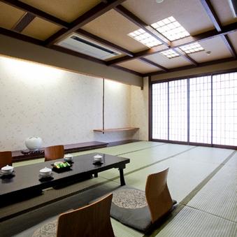 夕陽側大部屋和室16帖◆禁煙◆1階