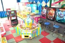 ゲームコーナー(温泉3F)
