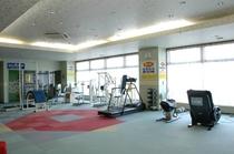 トレーニングコーナー(夢の宿2F)