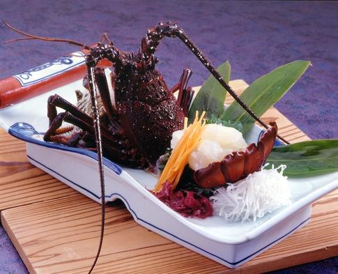 【選べるチョイスプラン】新鮮な伊勢海老or蟹の王様・たらば蟹をチョイス☆本館貸切風呂付プラン♪♪